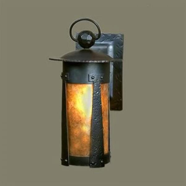 Amazing 1900 Lantern Wall Sconces Mica Lamp Company ...