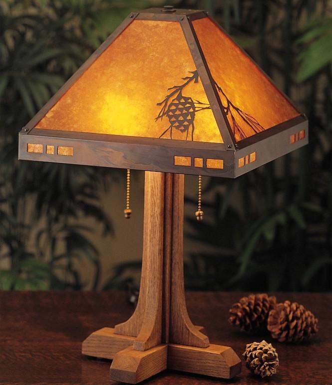 Captivating Mica Lamps