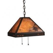Mica Lamp Company 117 Pasadena Pendant