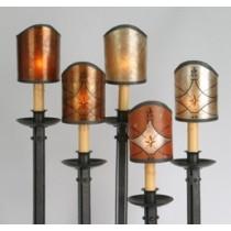 Mica Lamps Mini Royal Shades Mica Lamp Company