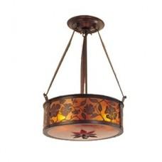 Mica Lamp Company 153 Lantera Chandelier