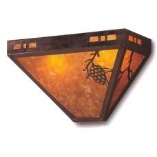 Mica Lamp Company 119 Pasadena Sconce