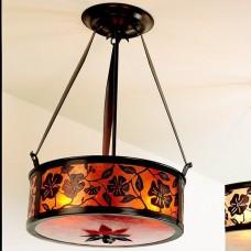Mica Lamp Company 151 Lantera Chandelier
