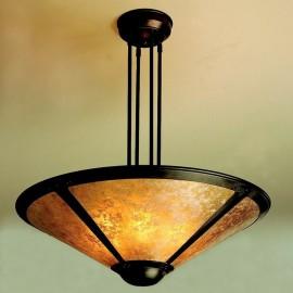 Mica Lamp Company Prairie Chandeliers