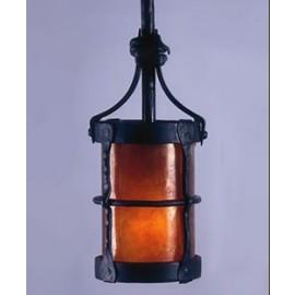Mica Lamp Company LF204 Manor SM. Chain Pendant