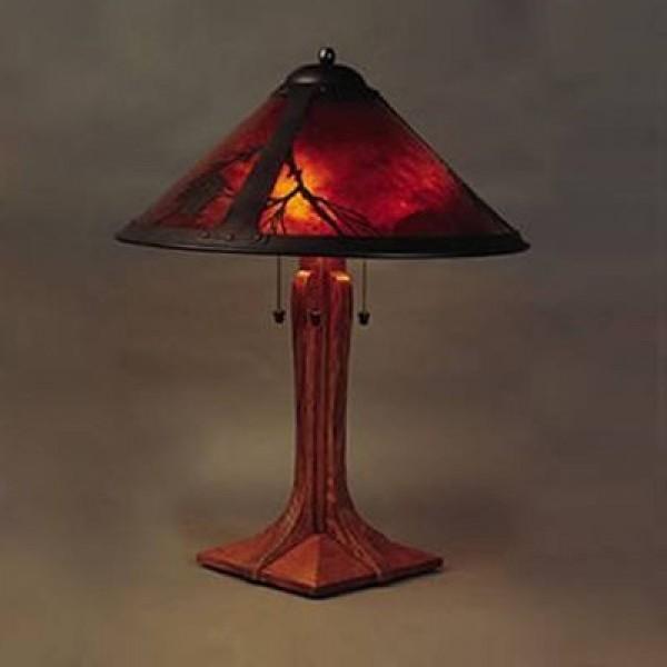 045 Pasadena Pinetree Table Lamp