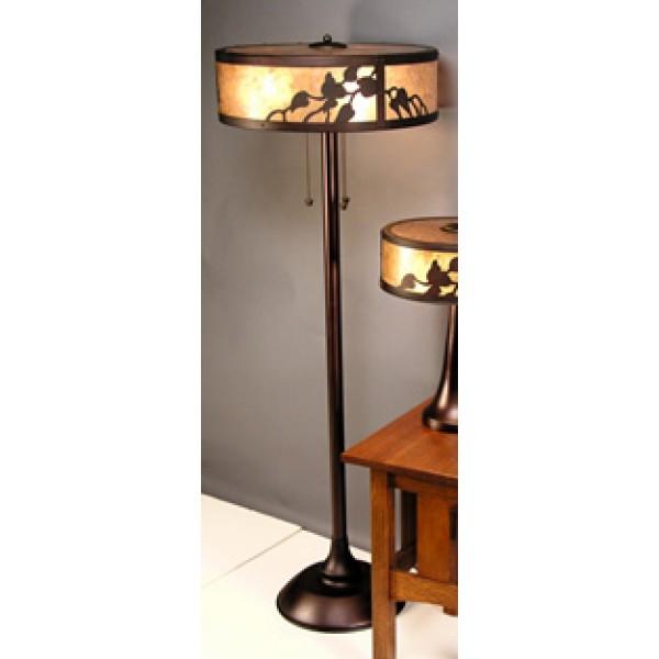 061 Tendril Vine Floor Lamp