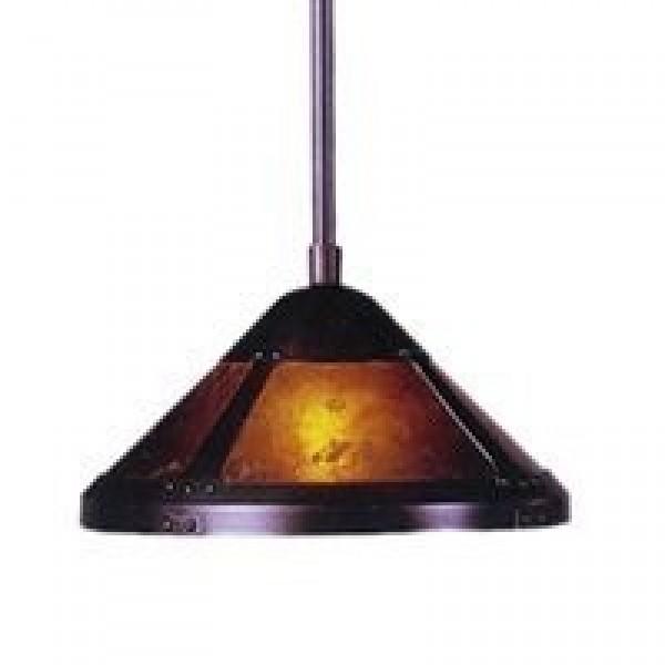 Mica Lamp Company 137M Mini Craftman