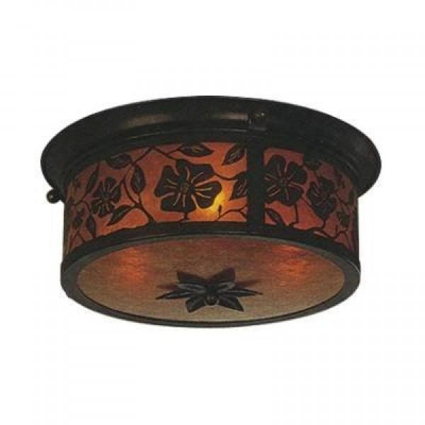 Mica Lamp Company 152 Lantera Ceiling Mount