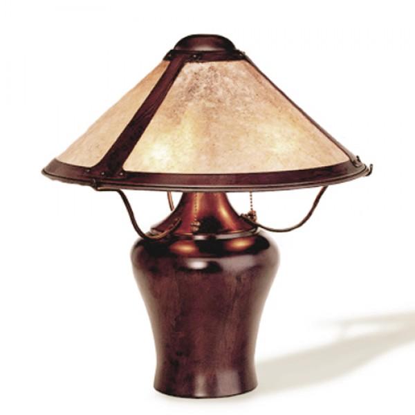 Mica Lamp Company 002 Jar Table