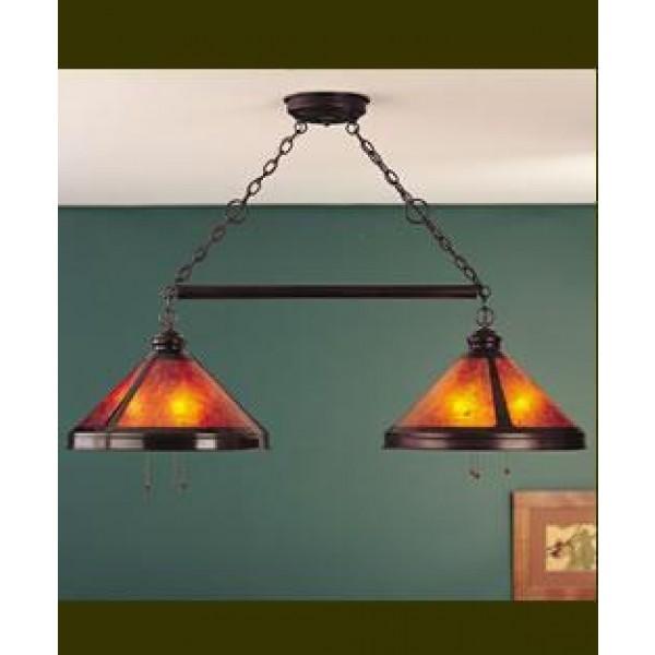 Mica Lamp Company 136SM Small Billiard
