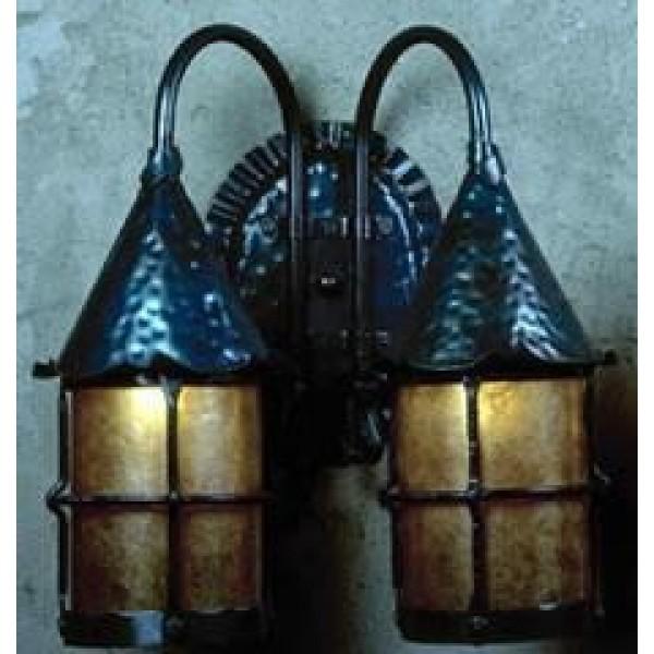 Mica Lamps LF301D Double Grande
