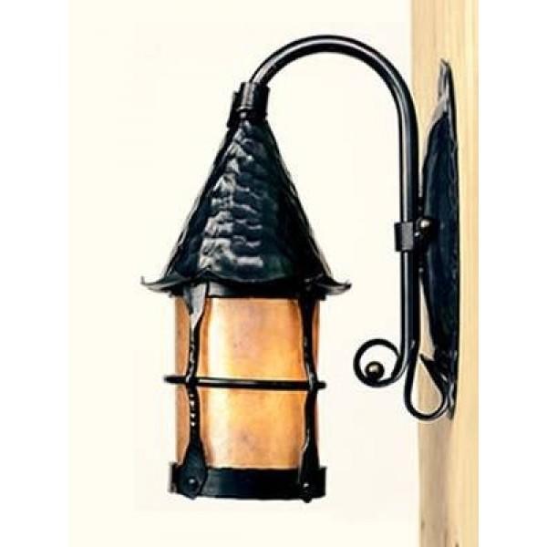 Mica Lamp Company LF201 Cottage Vintage Iron