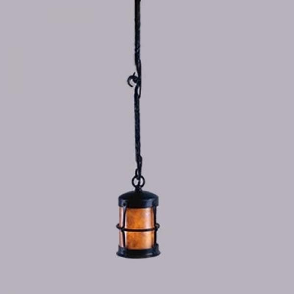 Mica Lamps LF403P 3 Hook Pendant