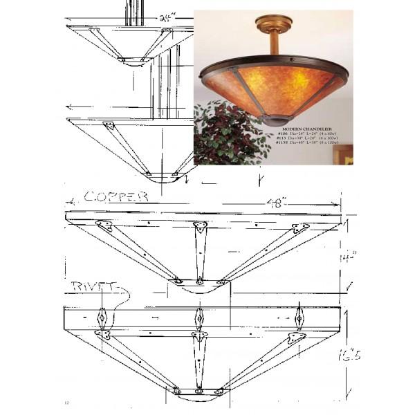 Mica Lamp Company Drop Ceiling