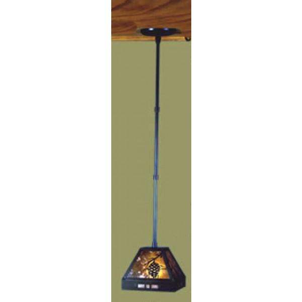 Mica Lamp Company 124P Mini Pasadena