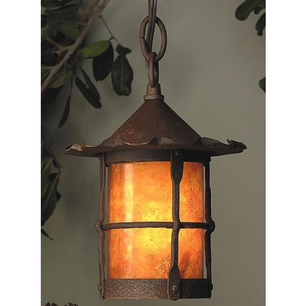Mica Lamp Company SB11 Mica Lamp Jester