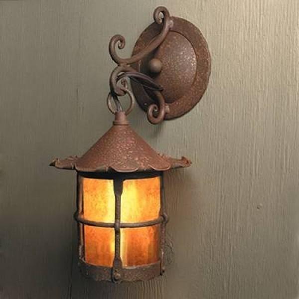 Mica Lamp Company SB12 Storybook Jester Wal