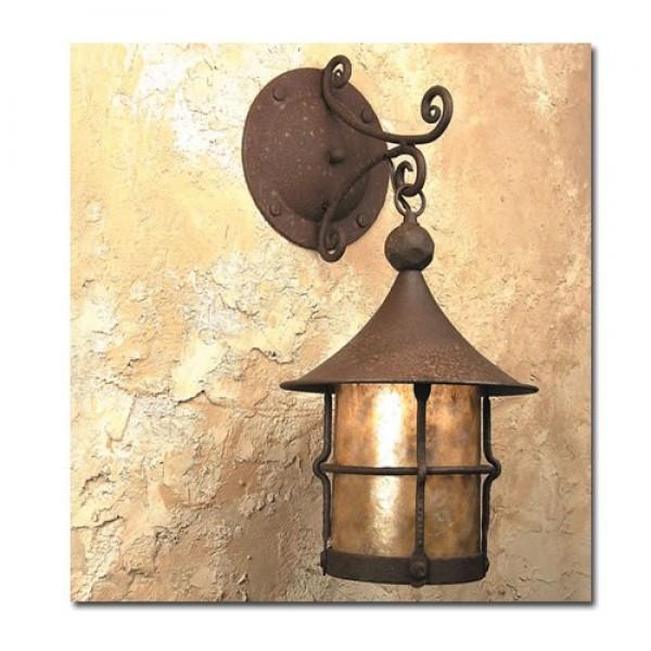 Mica lamp Company SB10 Storybook Large Elf Wall Pendant